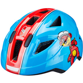 Puky PH 8 Casque Enfant, blue/red